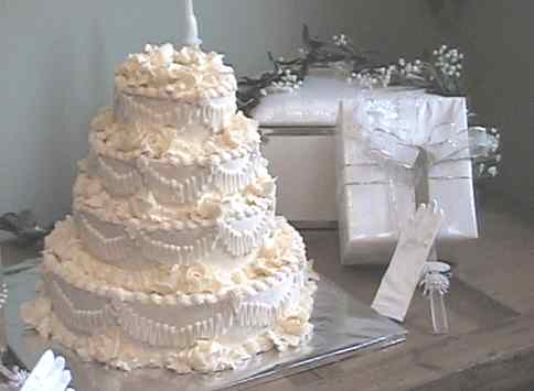 history and tradition of the wedding cake 2 victorian