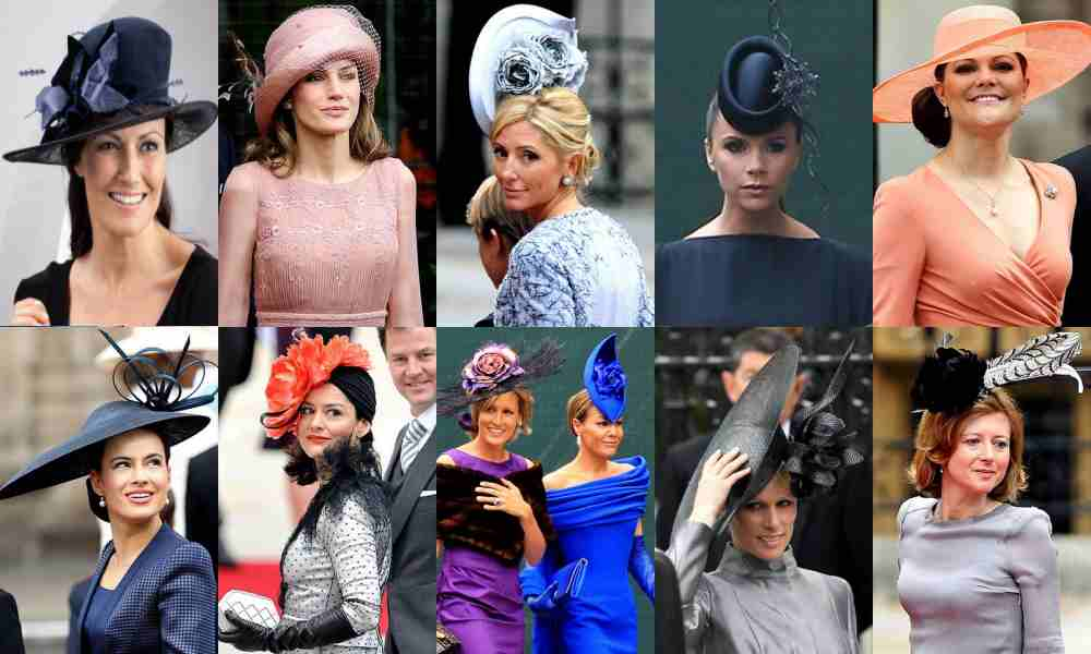 Allow Lots Of Time To Choose Your Wedding Hat f5df931c610