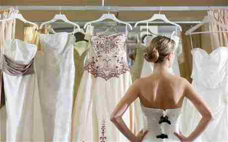 choose wedding dress How To Choose A Wedding Dress